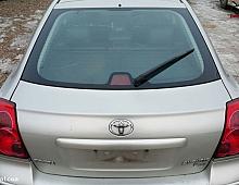Imagine Capota spate Toyota Avensis 2005 Piese Auto