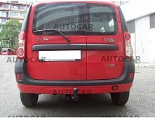 Imagine Carlig tractare Dacia Logan Pick-Up 2007 cod g51 Piese Auto