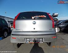 Carlig tractare Fiat Punto