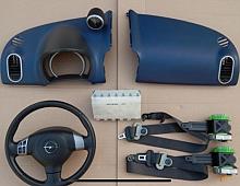 Imagine Centura de siguranta Opel Agila 2014 Piese Auto