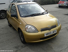 Imagine Centura de siguranta Toyota Yaris 1999 Piese Auto