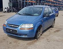 Imagine Dezmembrez Chevrolet Kalos Sedan Din 2004 Motor 1 4 Benzina Tip F14s3 Piese Auto