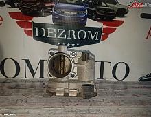 Imagine Clapeta admisie Lancia Ypsilon 1.4 2011 cod 0280750137 Piese Auto