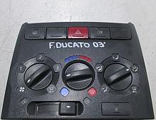 Imagine Comenzi clima Fiat Ducato 2003 cod 7353387550 Piese Auto