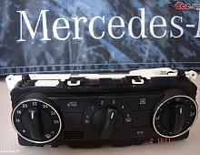 Imagine Comenzi clima Mercedes A-Class W169 2008 cod A1699000900 Piese Auto