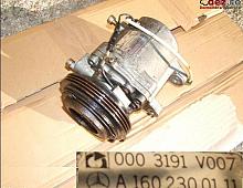 Imagine Compresor clima smart fortwo rodster model 1998 2006 pret 150 e Piese Auto