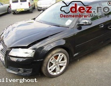 Imagine Cumpar Audi A3 Avariat Lovit Dauna Masini avariate
