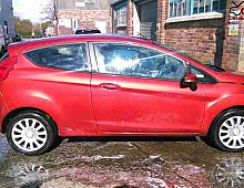 Imagine Cumpar Ford Fiesta Avariat Dauna Totala Masini avariate