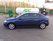 Imagine Cumpar Opel Astra G 1 4 Benzina 2006 Masini avariate