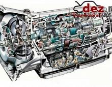 Imagine Cutii de viteze diferite modele pentru o Piese Camioane