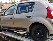 Imagine Dezmembez Dacia Sandero 1 5dci An 2010 Piese Auto