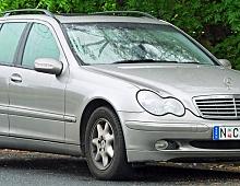 Imagine Dezmembez Mercedes C220 Break Din 2001 Piese Auto