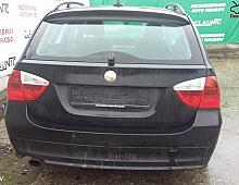 Imagine Dezmembram Bmw 320d E91 M47d20 163 Cp Piese Auto