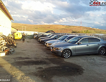 Imagine Dezmembram bmw 730d faruri bari capote usi praguri interior Piese Auto