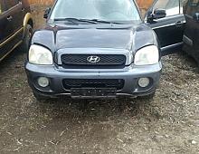Imagine Dezmembram Hyundai Santa Fe 2 4i 2003 Piese Auto