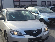 Imagine Dezmembram Mazda 3 1 6 Benzina An Fabr 2008 Piese Auto