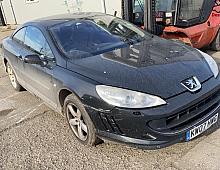 Imagine Dezmembram Peugeot 407 Coupe 2 2 Benzina An 2007 Cod Motor Piese Auto