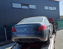 Imagine Dezmembram Peugeot 508 1 6 D An Fabricatie 2013 Piese Auto