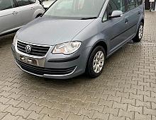 Imagine Dezmembram Volkswagen Touran 1 9 Tdi 6 Trepte An Fabr 2009 Piese Auto