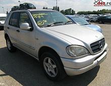 Imagine Dezmembrari auto vindem piese pentru mercedes ml 270 cutie Piese Auto