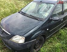 Imagine Dezmembrari Dacia Logan Berlina Verde Benzina Piese Auto