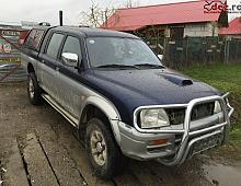 Imagine Dezmembrari L200 Volan Pe Stanga An 2004 Piese Auto