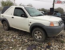 Imagine Dezmembrari Land Rover Freelander Motor 1 8i An 2002 Piese Auto