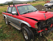 Imagine Dezmembrez Mitsubishi L200 Piese Auto