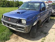 Imagine Dezmembrez Mitsubishi L200 An 2000 2 usi 2 5 Diesel Piese Auto