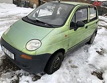 Imagine Dezmembrez Piese Daewoo Matiz 800cmc Euro 3 Piese Auto