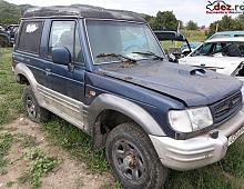 Imagine Dezmembrez Hyundai Galloper 2usi 2500cmc Diesel Piese Auto