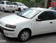 Imagine Dezmembrez Fiat Punto 2001 Alb 1 2 Benzina 8 Valve In 3 Usi Piese Auto