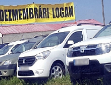 Imagine Dezmembrari Logan 2005 - 2013 Piese Auto