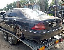 Imagine Dezmembrari Mercedes Sclass W220 320cdi An 2003 Piese Auto
