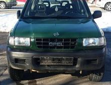 Imagine Dezmembrez Opel Frontera 2 2 Tdi 4x4 Piese Auto