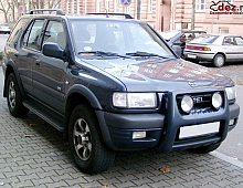 Imagine Dezmembrari opel frontera a 1991 1998 (prima generatie) Piese Auto