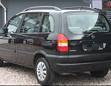 Imagine Dezmembrari Opel Zafira A Negru Z298 Din 2001 Diesel Piese Auto