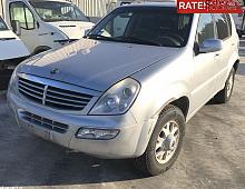 Imagine Dezmembrez Ssangyong Rexton Y200 2 7 Cdi 2001 2007 Piese Auto