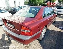 Imagine Dezmembrez Volvo S80 Din 2001 Benzina 2 4 Cutie Manuală Piese Auto