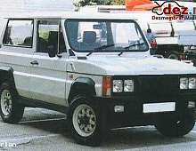 Imagine Dezmembrez Aro 10 4 4x4 1988 1600 Benzina Orice Piesa Piese Auto
