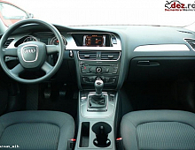 Imagine Dezmembrez Audi A4 An 2008 2013 Piese Auto