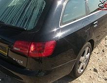 Imagine Dezmembrez Audi A6 3 0tdi An 2004 2010 Piese Auto