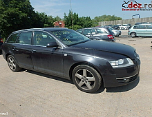 Imagine Dezmembrez Audi A6 Avant (c6) 2 0tdi Bna Piese Auto