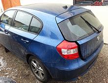 Imagine Dezmembrez Bmw 120 D 163 Cp Din 2006 Piese Auto