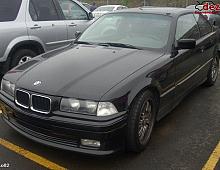 Imagine Dezmembrez Bmw 318 Coupe Motor 1 8 Benzina An 1997 Piese Auto
