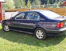 Imagine Dezmembrez Bmw 520 (e39) Diesel Volan Stanga Piese Auto
