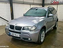 Imagine Dezmembrez Bmw X3 2007 Facelift 2 0d 150cp M47d20 197000 Km Piese Auto