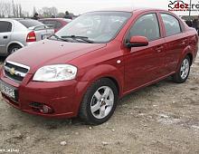 Imagine Dezmembrez chevrolet aveo 1 4 i an 2008 berlina culoare Piese Auto