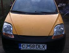 Imagine Dezmembrez chevrolet spark fab 2006 de culoare galbena Piese Auto