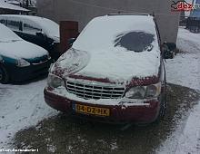 Imagine Dezmembrez Chevrolet Trans Sport 2002 Piese Auto